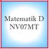 Matematik D - NV07MT