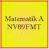 Matematik A - NV09FMT