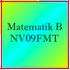Matematik B - NV09FMT