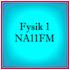 Fysik 1 - NA11FM